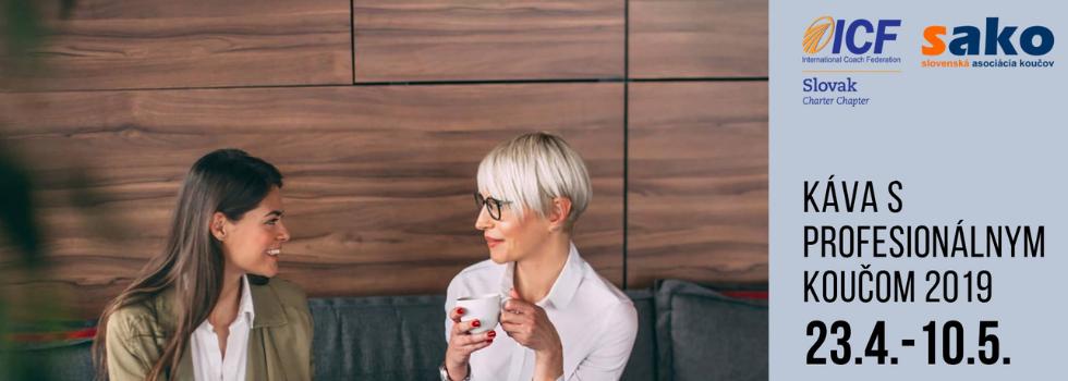Káva s profesionálnym koučom 2019