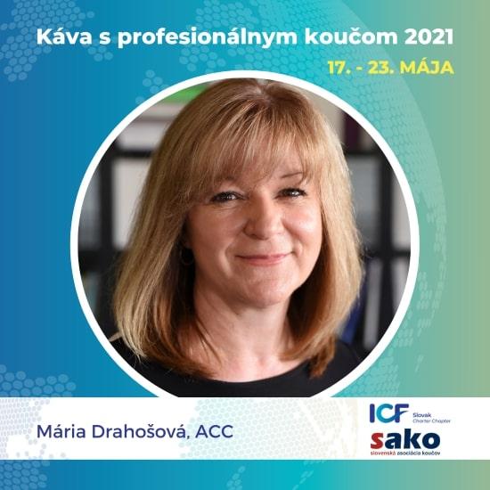 Mária Drahošová